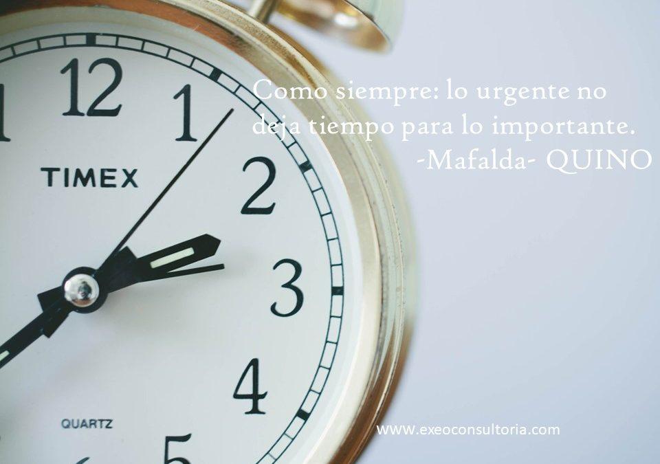 ¿Podemos gestionar nuestro tiempo?????